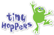 Tiny Hoppers' Nursery School Logo