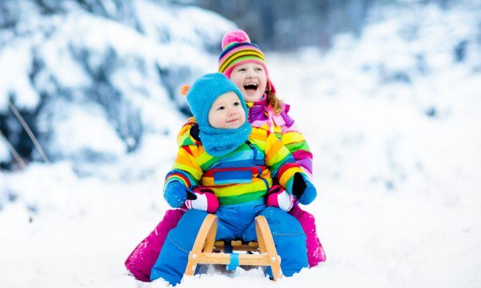 Dressing Your Children For Winter